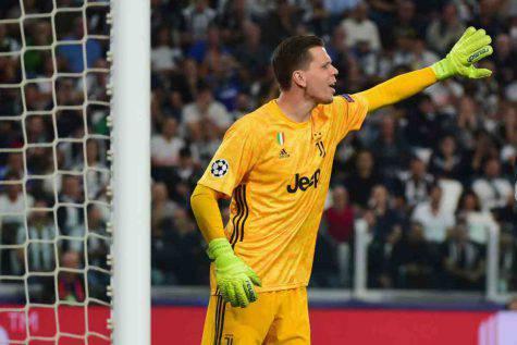 Calciomercato Juventus, Szczesny rinnova fino al 2024 (UFFICIALE)