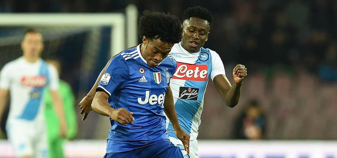Cuadrafo rinnovo Juventus