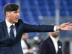 Fonseca, allenatore Roma