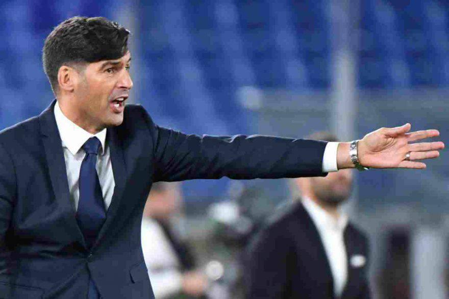 Roma Napoli formazioni ufficiali
