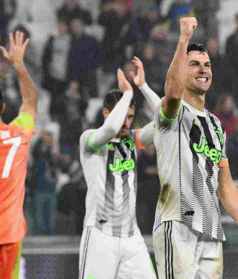 Juventus Milan formazioni ufficiali