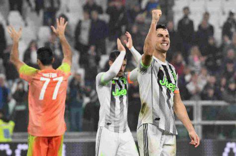 Juventus ottavi Champions League