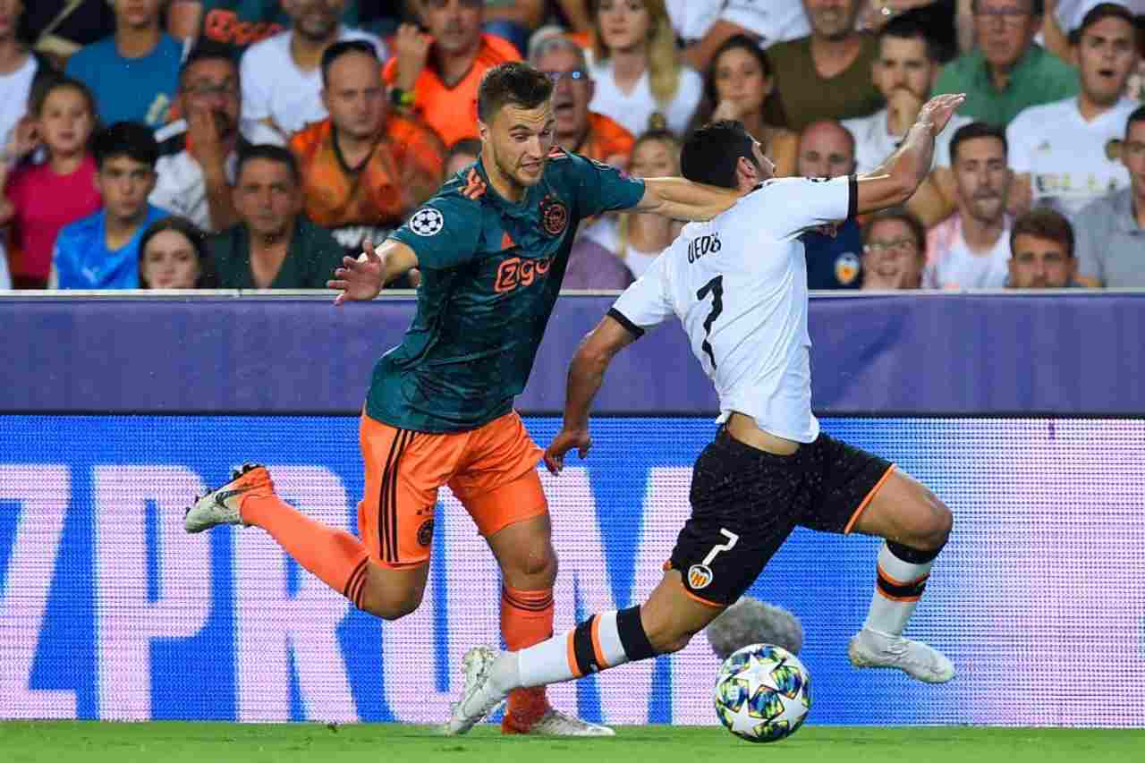 Veltman alla Juventus