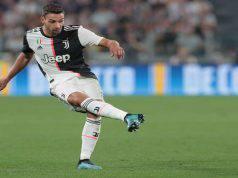 Mattia De Sciglio Juventus Lazio