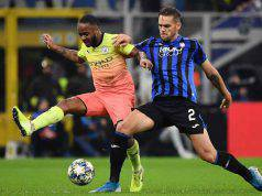 Atalanta Manchester City highlights