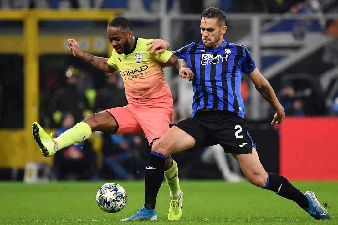 Atalanta Manchester City highlights