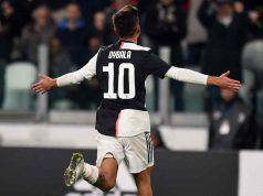 video gol dybala juventus atletico madrid