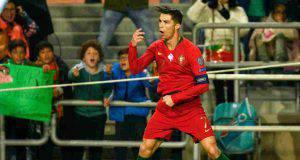 Video Gol Ronaldo