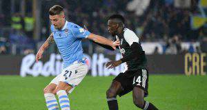 video juventus lazio highlights gol