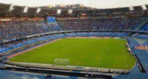 stadio vuoto di Serie A