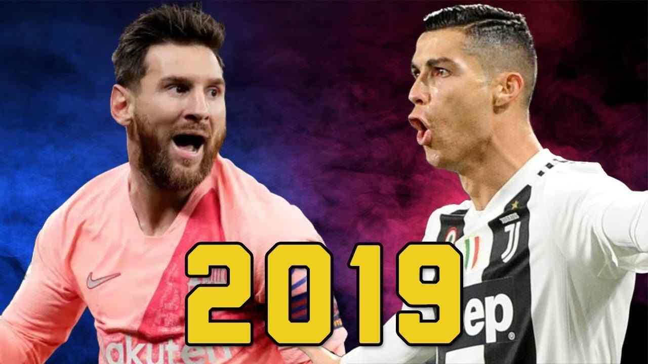 pallone d'oro 2019 messi ronaldo