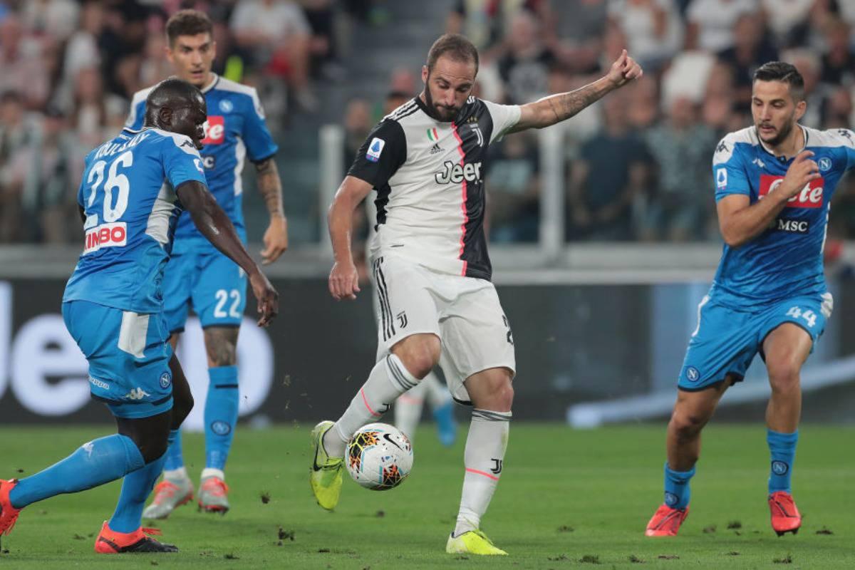 Napoli Juventus Streaming Diretta Live Come Seguire La Partita Online