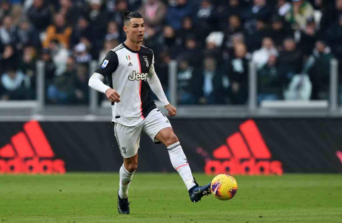 video gol ronaldo roma juventus
