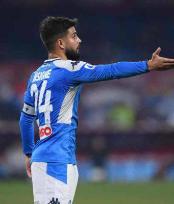 Calciomercato Lazio, Insigne prossimo colpo?