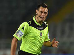 Mariani per Napoli-Juventus
