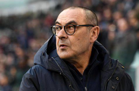 Sarri verso Spal-Juventus