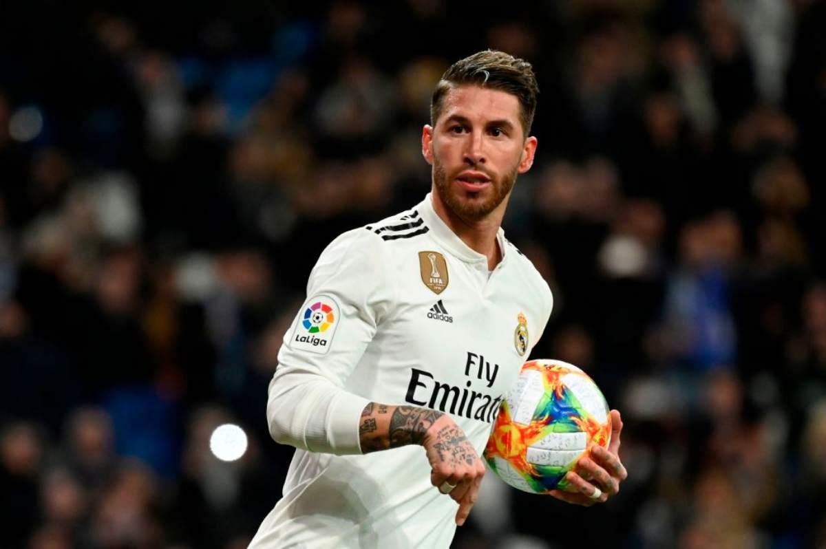 Sergio Ramos alla Juventus, dalla Spagna aprono al super colpo di mercato