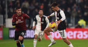 video gol highlights milan juventus coppa italia
