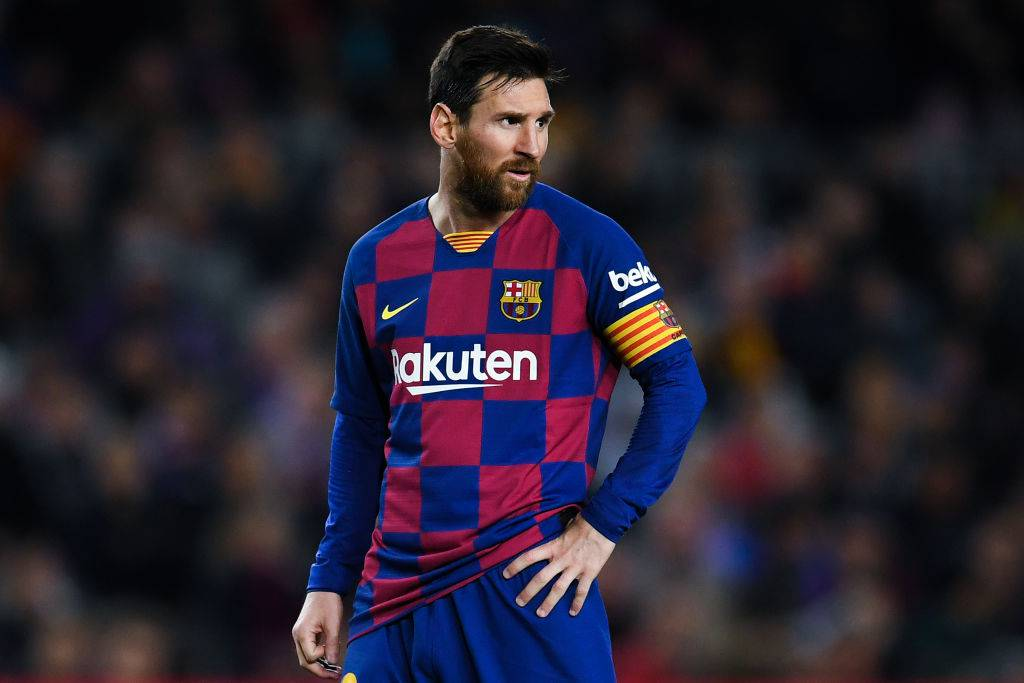 Messi calciomercato Juventus
