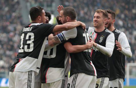 Video gol Juventus