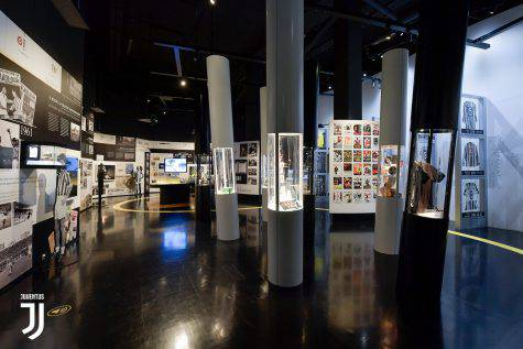 Lo Juventus Museum resterà chiuso per il Coronavirus