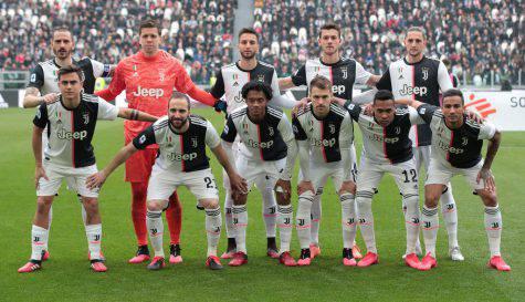 Pagelle Juventus Brescia