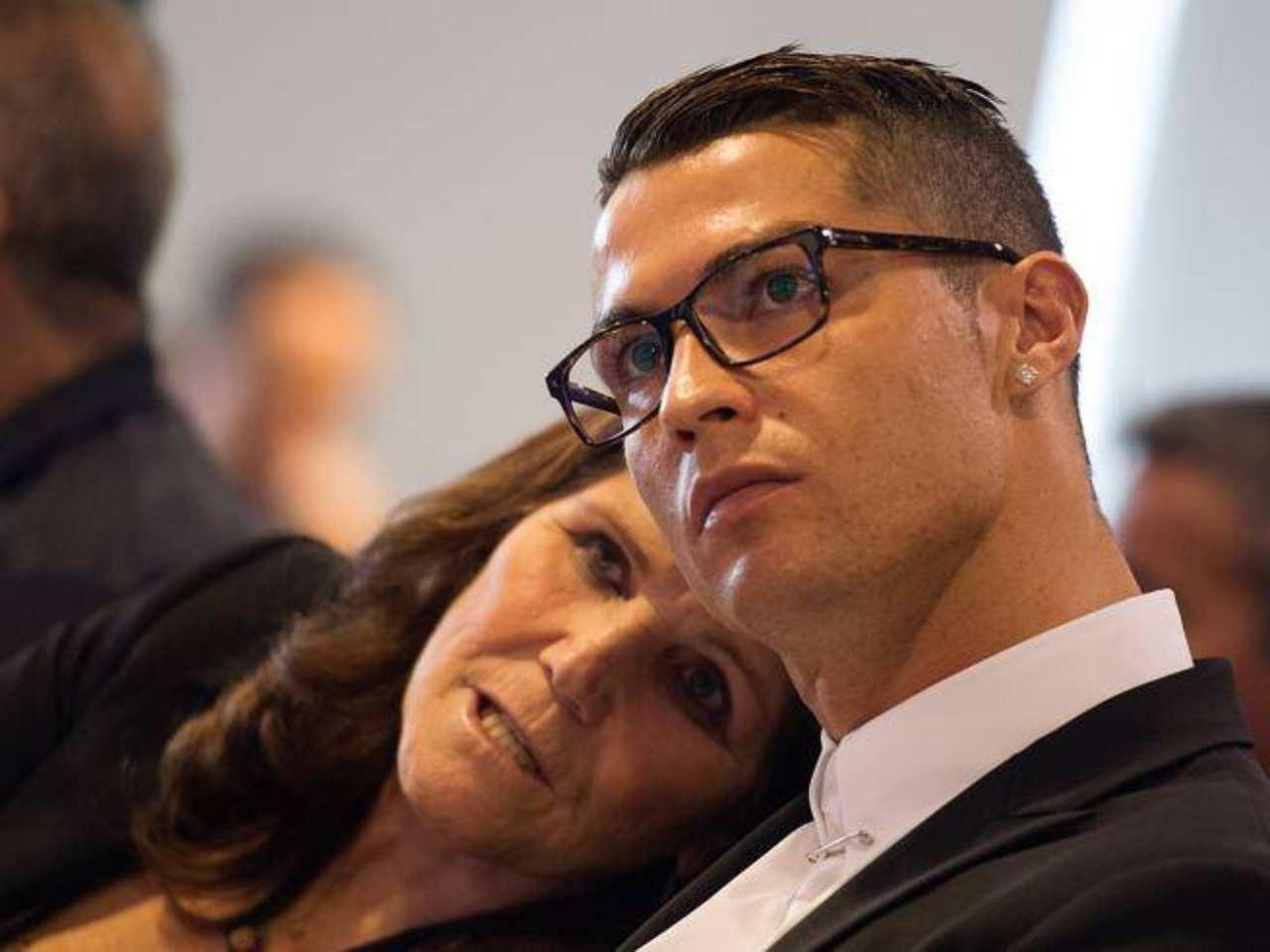 Cristiano Ronaldo mamma