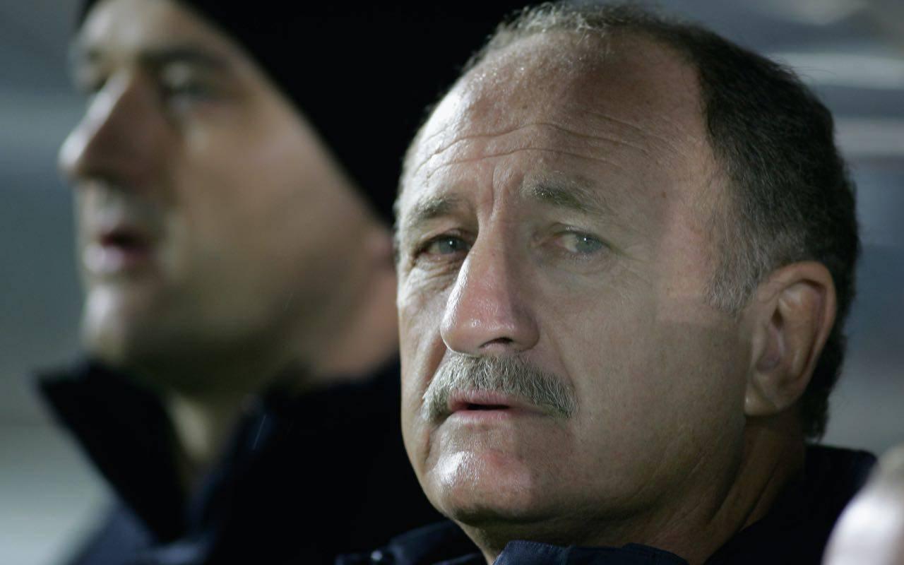 Felipe Scolari, ex commissario tecnico del Brasile