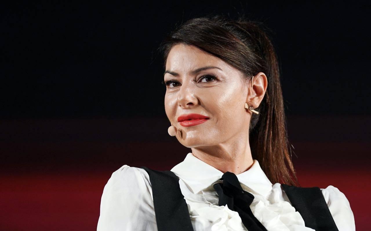Ilaria D'Amico, conduttrice tv e moglie di Buffon