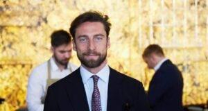 L'ex centrocampista della Juve, Claudio Marchizio