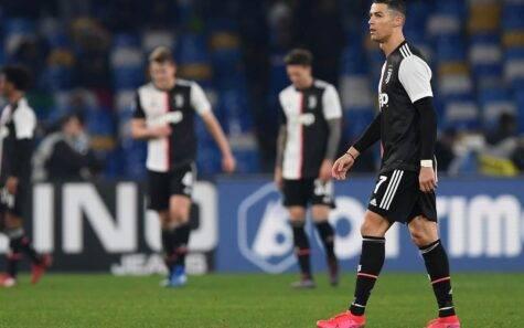 Juventus-Lecce, incertezza Sarri: dubbio Cristiano Ronaldo