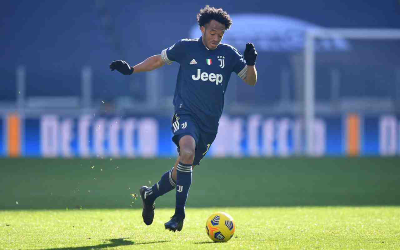 Juventus, Cuadrado spaventa la Sampdoria: